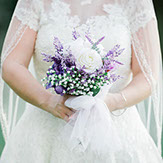 ocala wedding grand oaks resort bride holding flowers